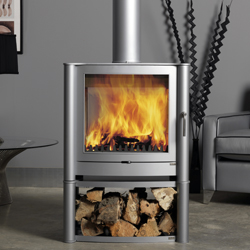 Firebelly fb2 double sided wood burning stove lowest price for Double sided fireplace price