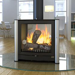 Firebelly Fb3 Double Sided Wood Burning Stove Lowest Price